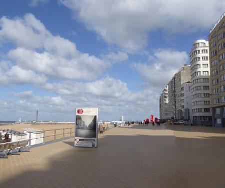 Ostend Beach Webcam, Belgium