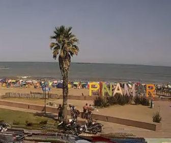 Pinamar, Valeria del Mar Beach Cam, Argentina