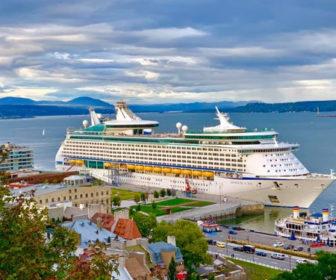 Port de Quebec Live Cam, Canada