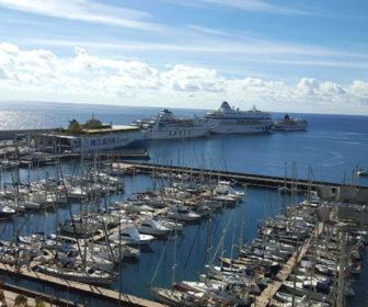 San Sebastian de La Gomera Port Webcam, Spain