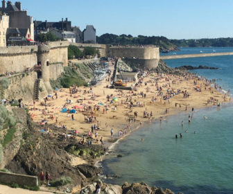 Saint-Malo, Brittany Webcam, France
