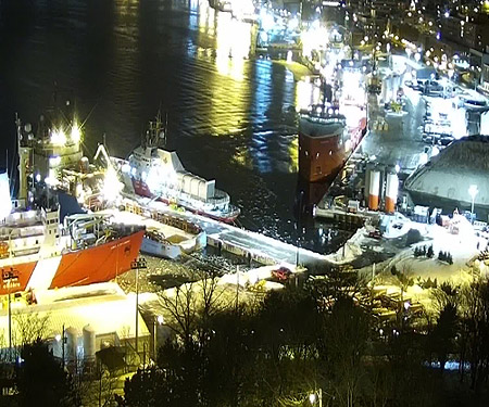 St. John's Harbour Webcam, Canada