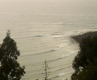 Topanga Beach Surf Cam in Malibu CA