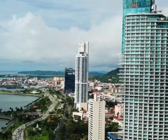 Tour Panama City Panama in 4k