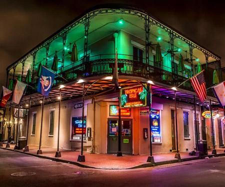 Tropical Isle Bourbon Street Cam Mardi Gras