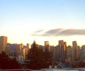 Vancouver Skyline Cam, BC Canada