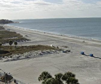 Clearwater Beach, FL Live Cam