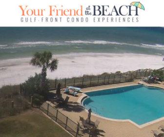Adagio Beach Live Cam, Santa Rosa Beach, Florida
