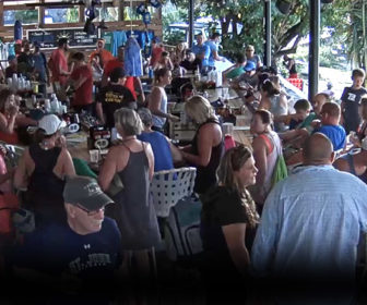 Beach Bar St. John Live Cam, Caribbean Islands