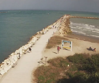 Fort Pierce Jetty Inlet Webcam, St Lucie FL