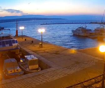 Malinska Croatia Tourist Board Live Cam