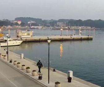 Porec Port Croatia Cam