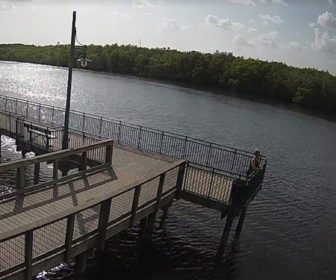 Riverwalk Boardwalk Port St. Lucie Cam