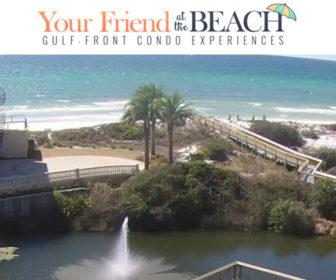 San Remo Condos Live Beach Cam