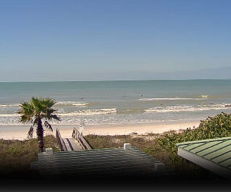 Sunset Beach, Treasure Island Florida Webcam