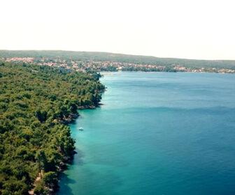Aerial Video Tour Croatia KRK, Malinska, Paradiesweg