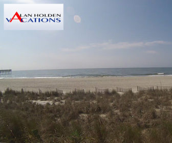 Alan Holden Vacations Live Beach Cam