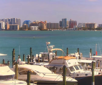 Bird Key Yacht Club Live Webcam, Sarasota Florida
