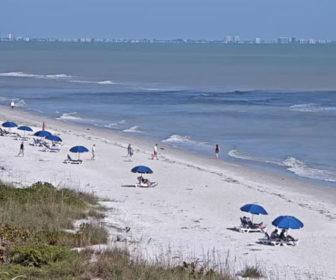Casa Ybel Resort Beach Cam, Sanibel Island, FL