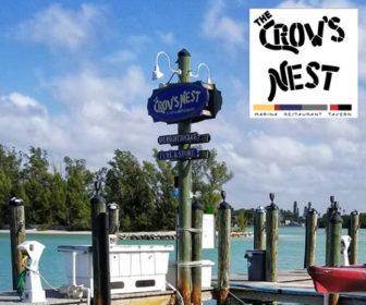Crow's Nest Restaurant & Marina Live Cam, Venice FL