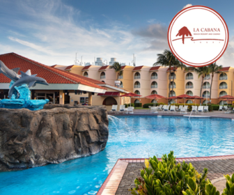 La Cabana Beach Resort Live Cam, Aruba Caribbean