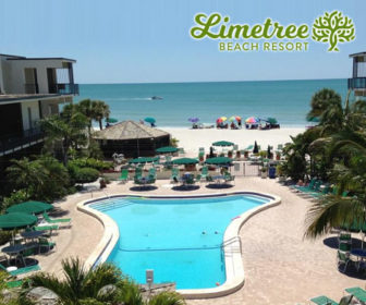 Limetree Beach Resort Webcam, Sarasota FL