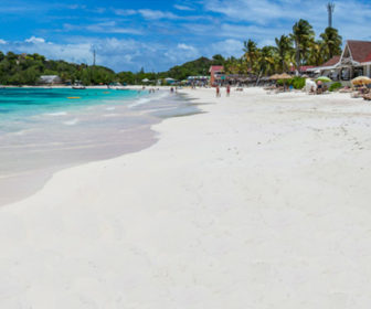 Pineapple Beach Club Live Webcam, Antigua Caribbean