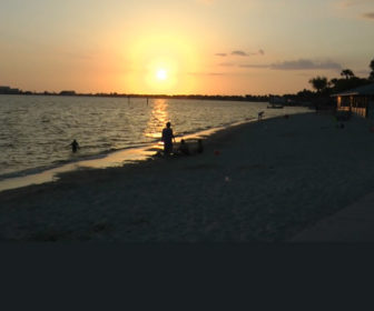 Cape Coral, Florida Sunset Video