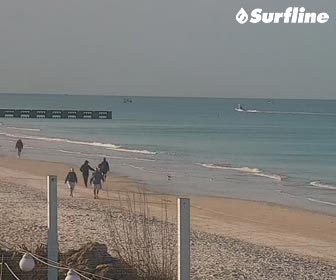 Bradenton Beach Florida Surf Cam from Surfline