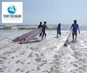 Tony Silvagni Surf School, Carolina Beach, NC
