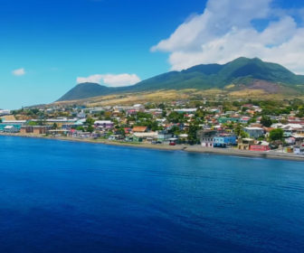 Aerial Tour of St. Kitts and Nevis