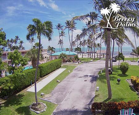 Breezy Palms Resort Live Webcam, Florida Keys