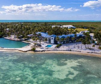 Chesapeake Beach Resort in Islamorada on the Florida Keys