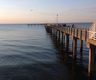 Galveston Fishing Pier Webcam, Texas