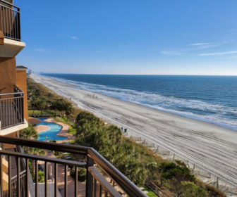 Island Vista Oceanfront Resort Webcam, Myrtle Beach, SC