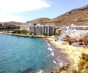 Patalavaca Beach, Spain Live Cam