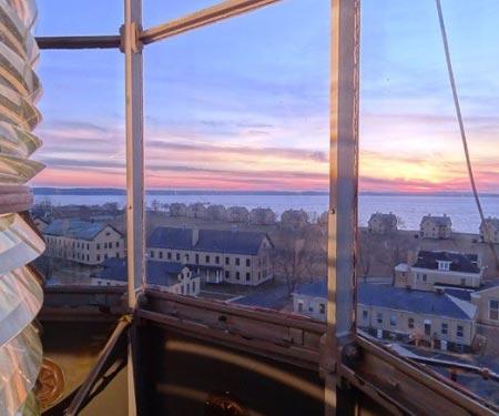 Sandy Hook Lighthouse Webcam