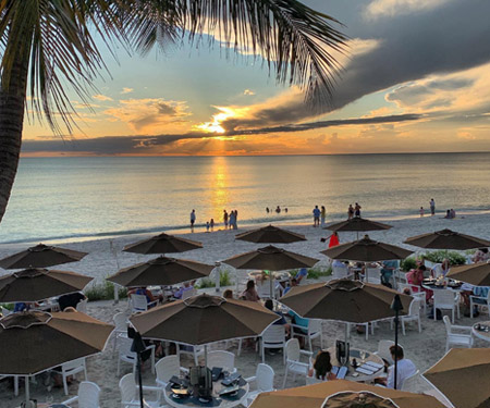 Vanderbilt Beach Resort Sunset Webcam Naples FL, Turtle Club