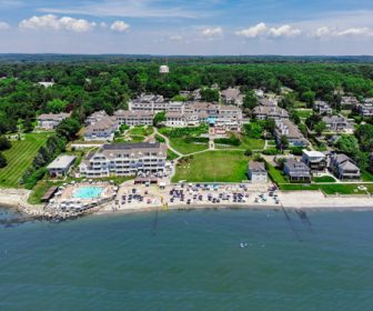 Water's Edge Resort & Spa Aerial Tour