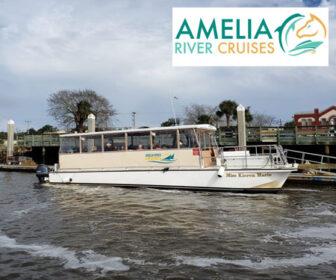 Amelia River Cruises Live Cam, Fernandina Harbor Marina