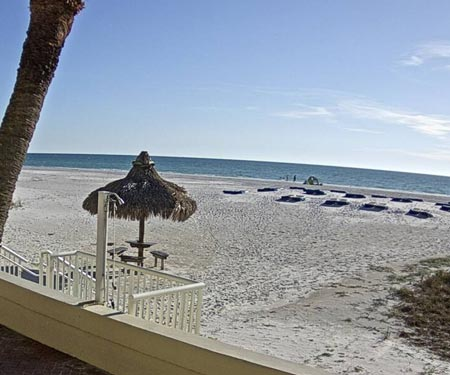 St Pete Beach, Florida Live Webcam