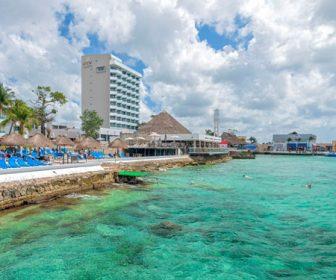 El Cid La Ceiba Beach Hotel Live Cam, Cozumel, Mexico