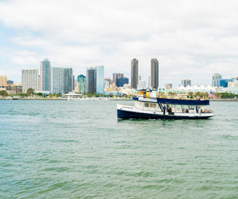 San Diego Bay Webcam, Flagship Cruises & Events