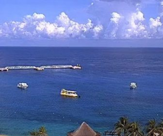 Grand Park Royal Cozumel Live Cam, Mexico