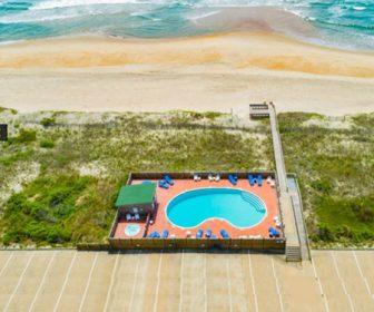 Hatteras Village Beach Webcam