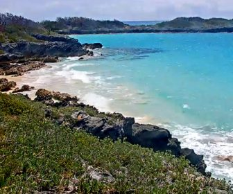 Nonsuch Island Bermuda Beach Live Cam