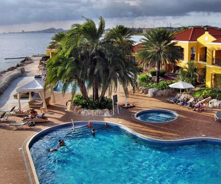 Royal Sea Aquarium Resort Pool Cam