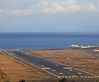 Lanzarote Airport, Canary Islands, Spain Live Webcam