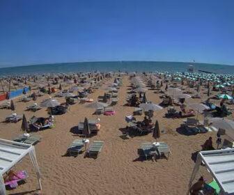 Oro Beach, Jesolo Live Cam