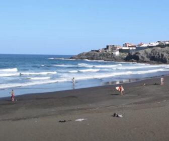 El Hombre Beach Live Webcam, Las Palmas Spain